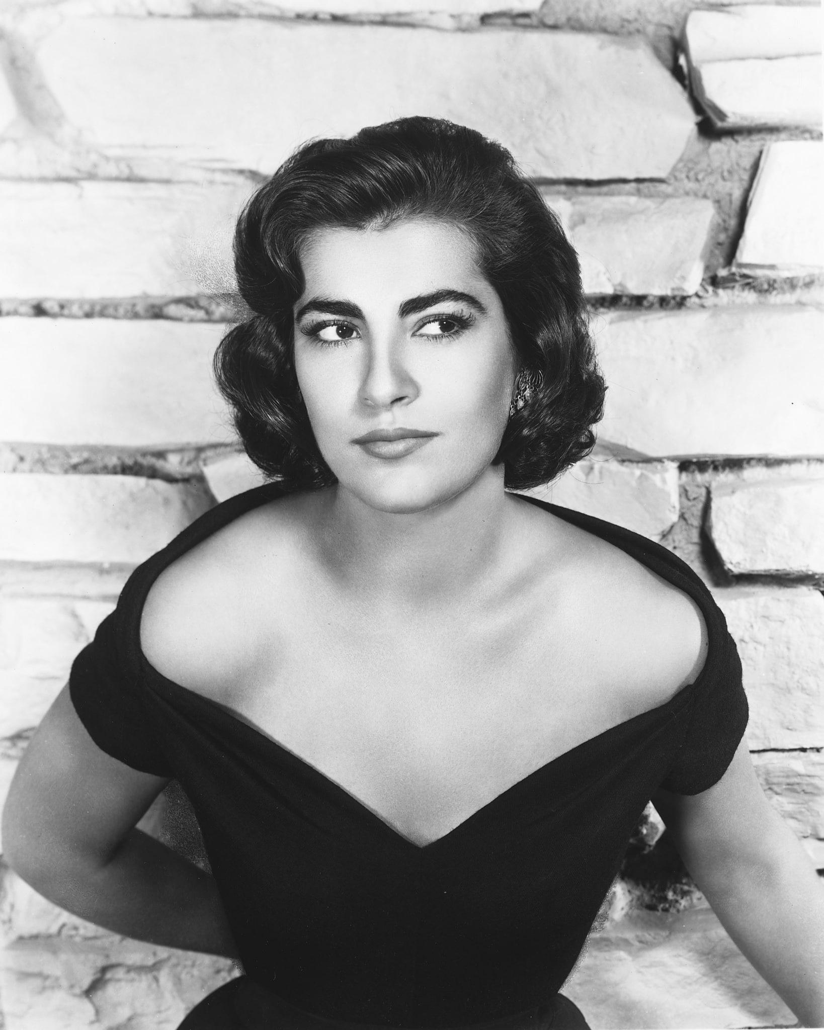 Irene Papas Greek Actress, Singer