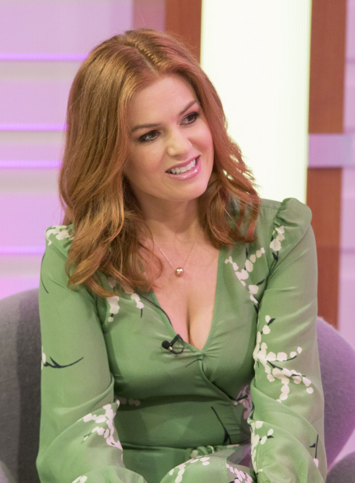 Isla Fisher British, Australian Actress