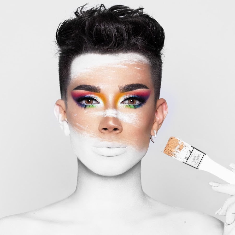 James Charles American Internet Personality, Beauty YouTuber, Makeup Artist
