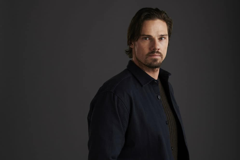 Jay Ryan New Zealand Actor