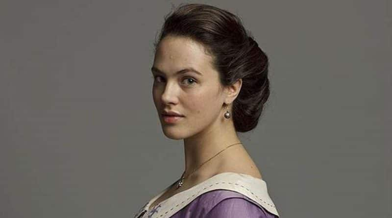Jessica Brown Findlay British Actress