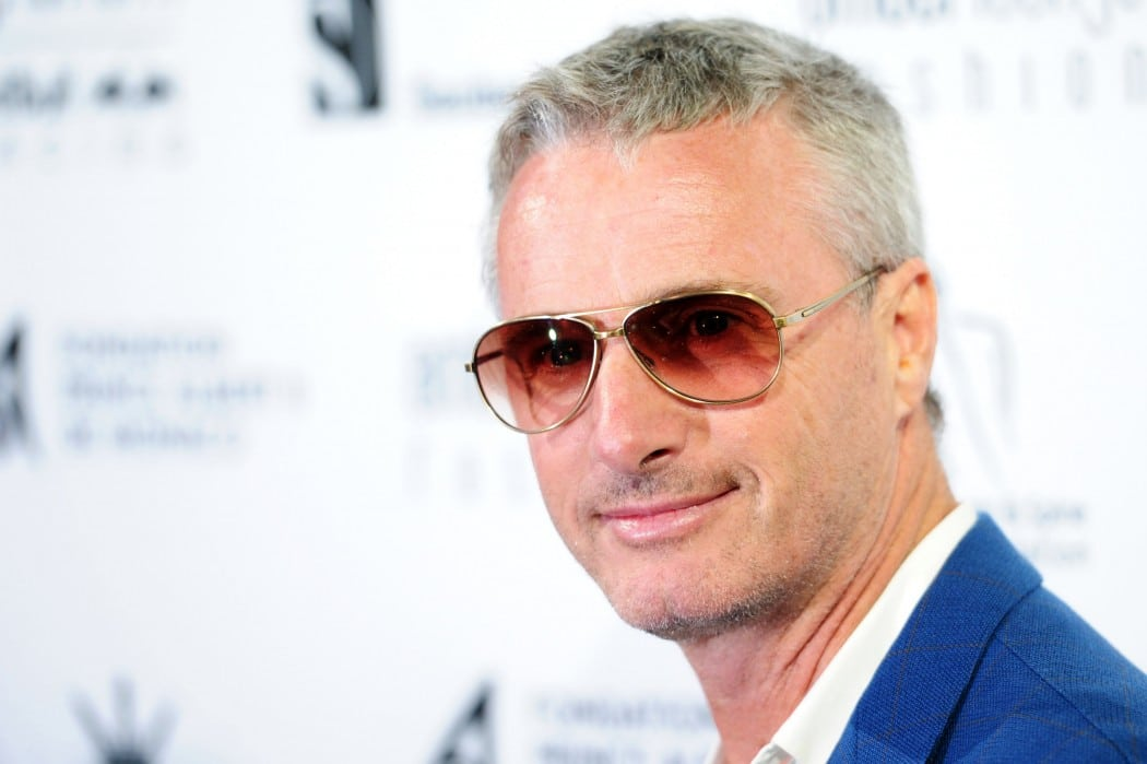 Eddie Irvine British, Irish Former Racing Driver