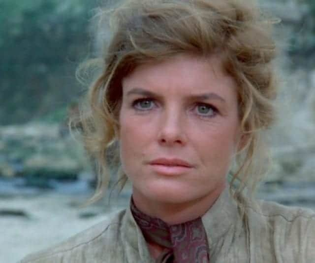 Katharine Ross American Film and Stage Actress