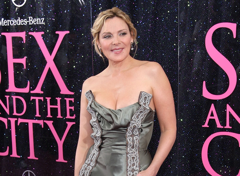 Kim Cattrall British, Canadian Actress