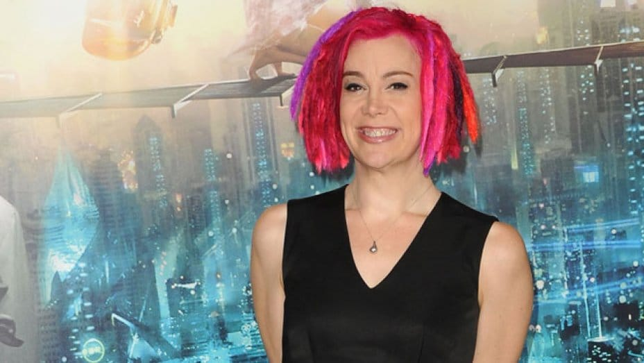 Lana Wachowski American Producer, Screenwriter, Director