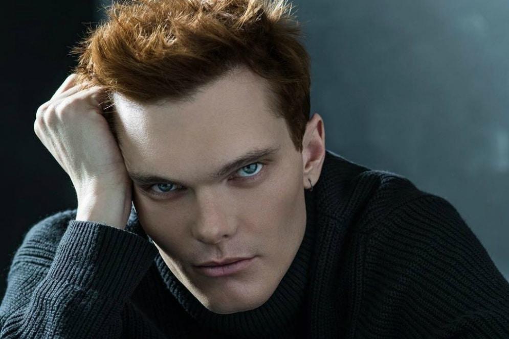Luke Baines British, Australian Actor, Model, Musician