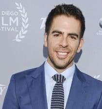 Eli Roth Film Director, Producer, Writer and Actor.