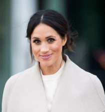 Meghan Markle Former Actress
