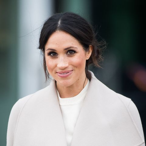 Meghan Markle American Former Actress
