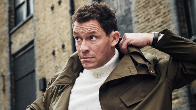 Dominic West English Actor, Director and Musician