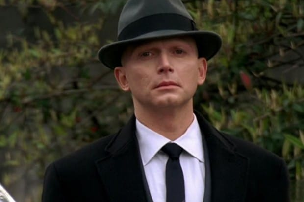 michael cerveris face