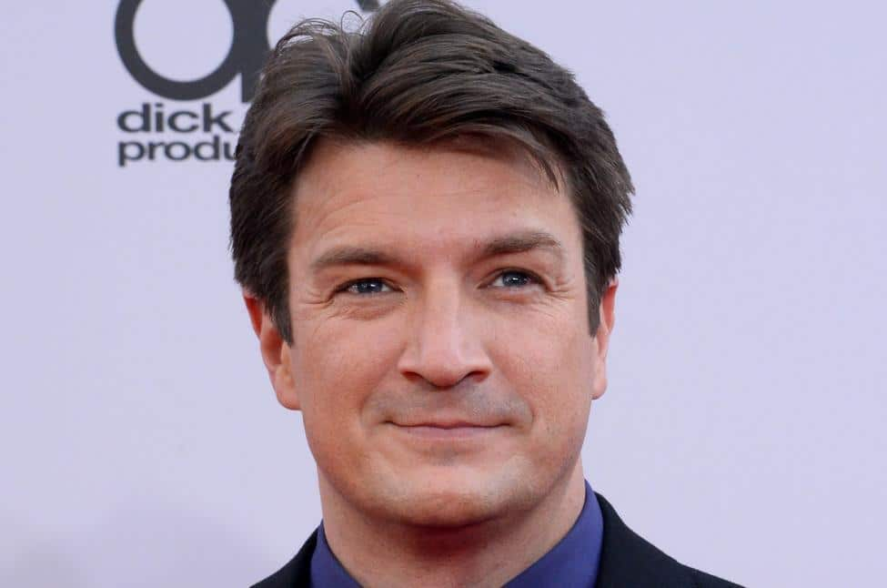 Nathan Fillion American-Canadian Actor