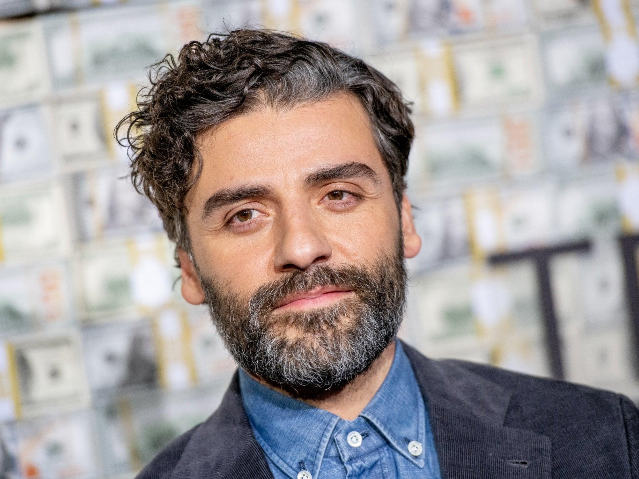 Oscar Isaac Guatemalan, American Actor