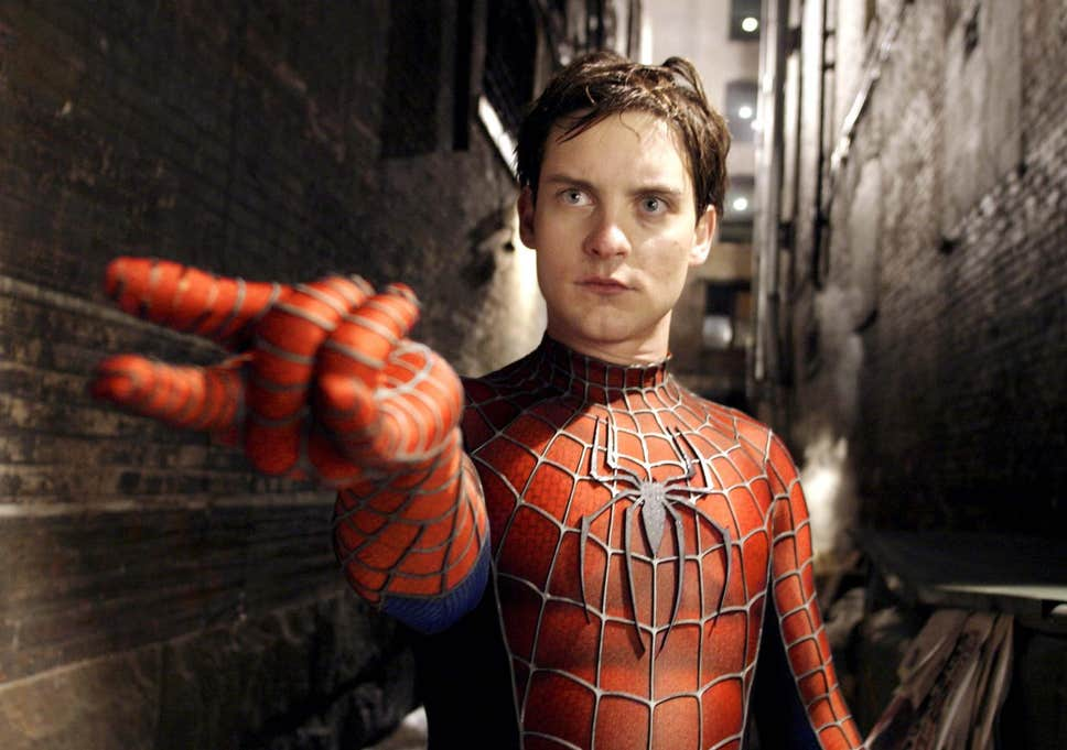 Tobey Maguire American Actor and Film Producer