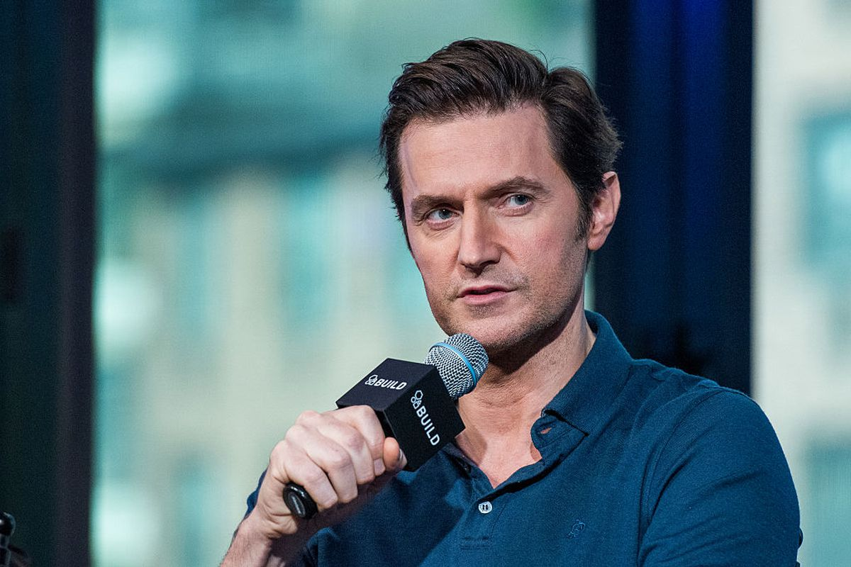 Richard Armitage British Actor