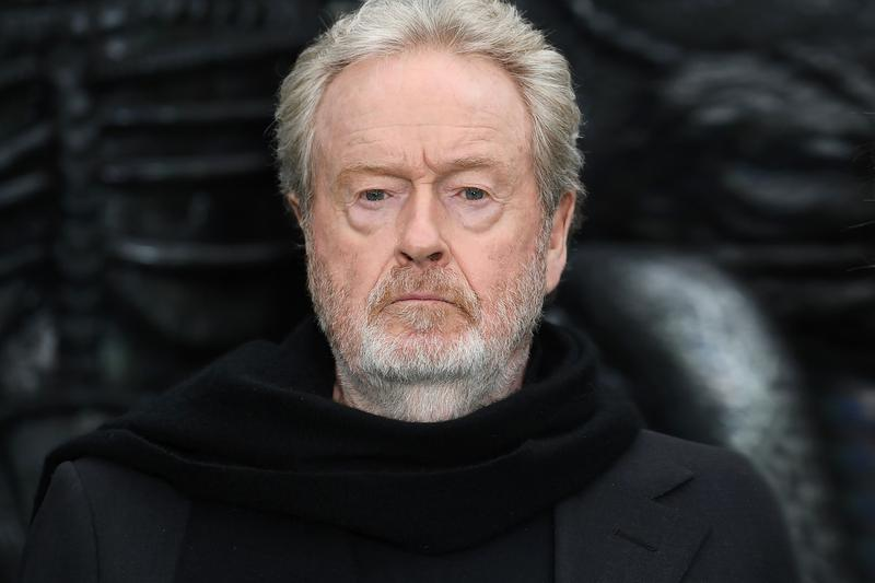 Ridley Scott British Filmmaker, Producer, Director