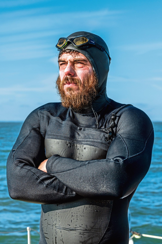 ross edgley swimer