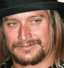 Kid Rock Singer, Songwriter, Rapper, Musician, Record Producer and Actor.