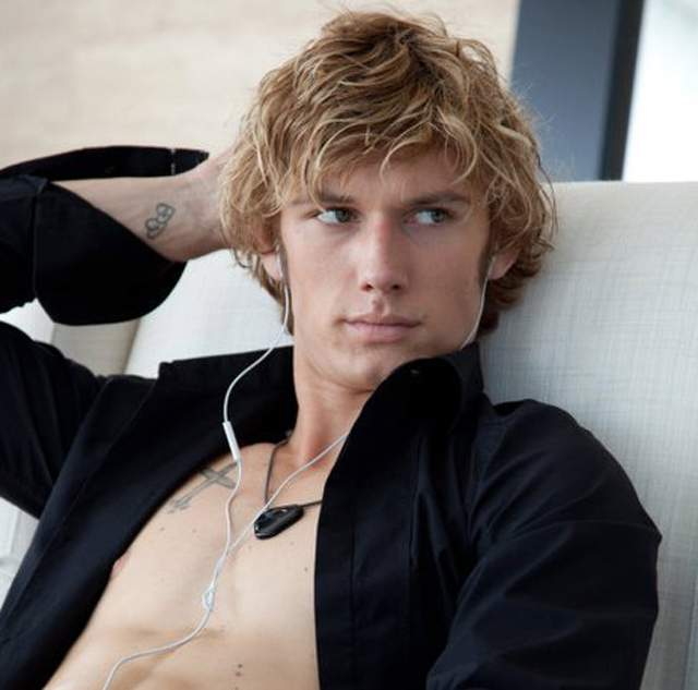 Alex Pettyfer British Actor and Model