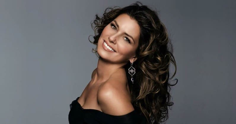 Shania Twain Canadian Singer, Songwriter and Actress