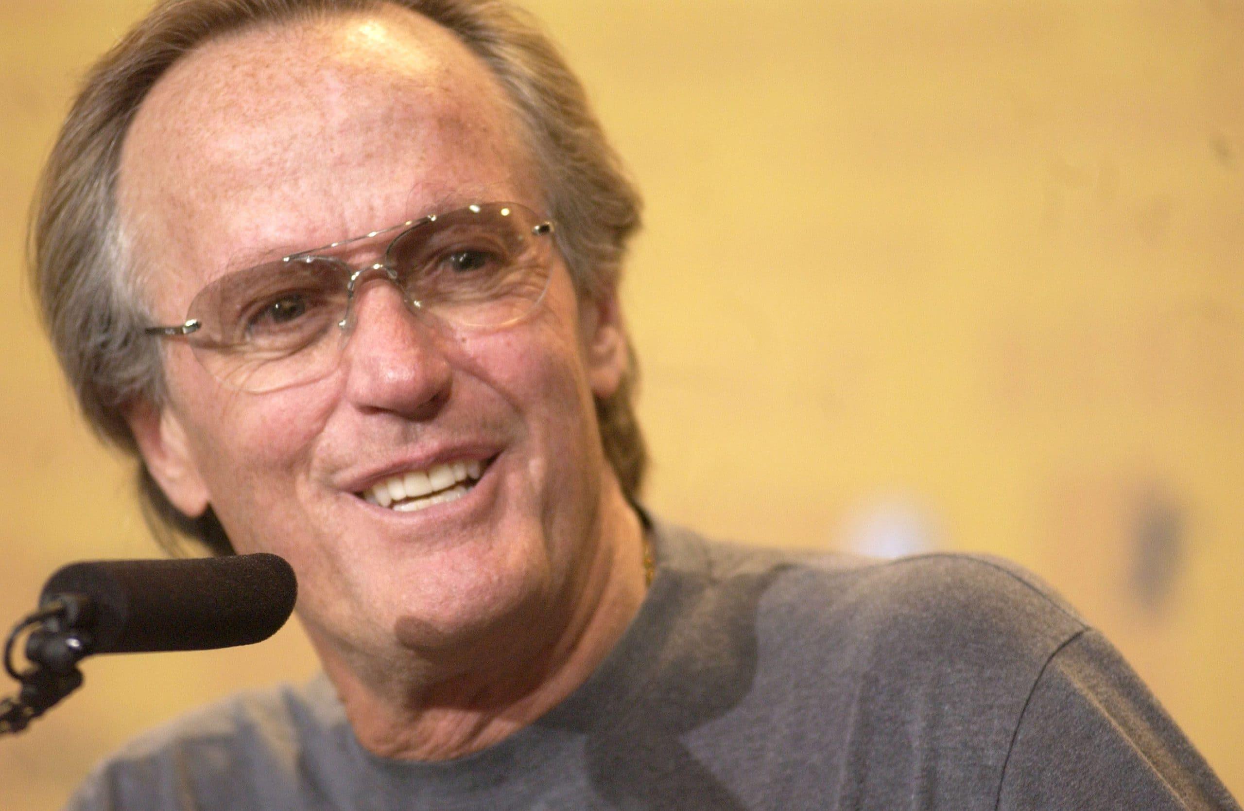 Peter Fonda American Actor, Director and Screenwriter