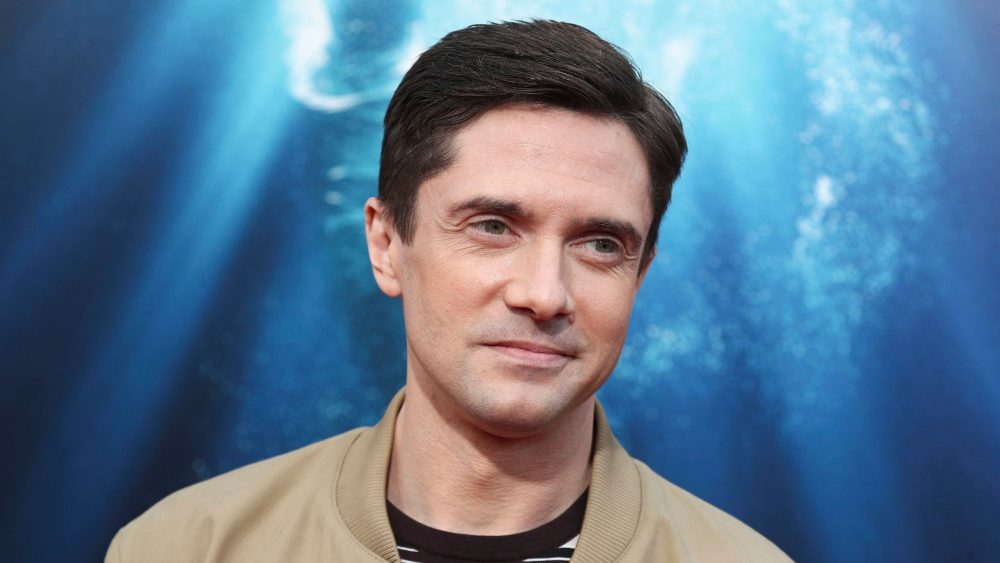 Topher Grace American Actor