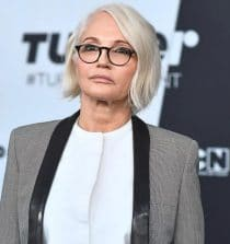 Ellen Barkin Actress and Producer