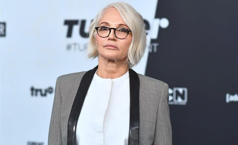 Ellen Barkin American Actress and Producer