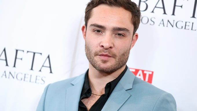 Ed Westwick British Actor and Musician