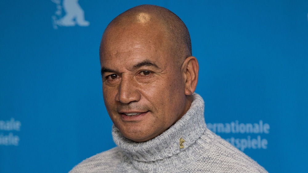 Temuera Morrison New Zealand Actor