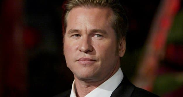 Val Kilmer American Actor and stage Actor