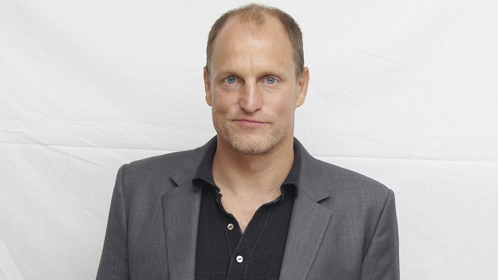 Woody Harrelson American Actor
