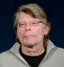 Stephen King Author of Horror, Supernatural Fiction, Suspense and Fantasy Novels