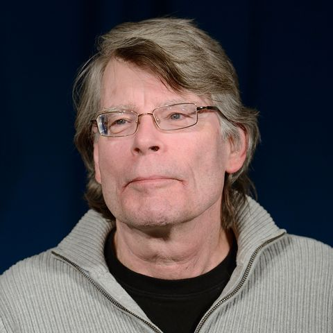 Stephen King American Author of Horror, Supernatural Fiction, Suspense and Fantasy Novels