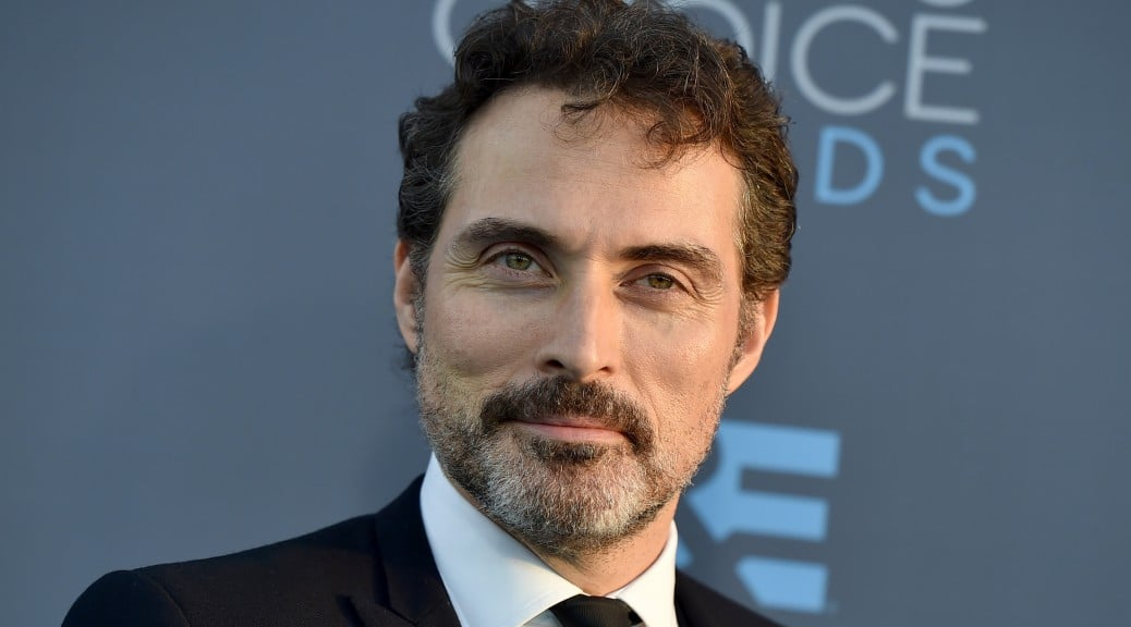 Rufus Sewell British Actor