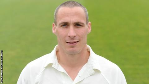 Simon Jones Welsh, British Former Cricketer