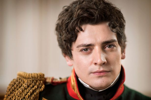 Aneurin Barnard British Stage and Screen Actor
