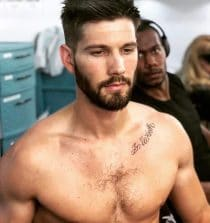 Casey Deidrick Actor and Heavy Metal/Rock Singer