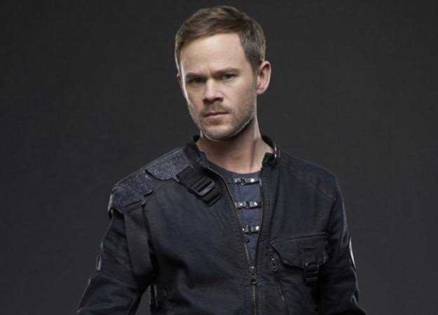 Aaron Ashmore Canadian Television Actor