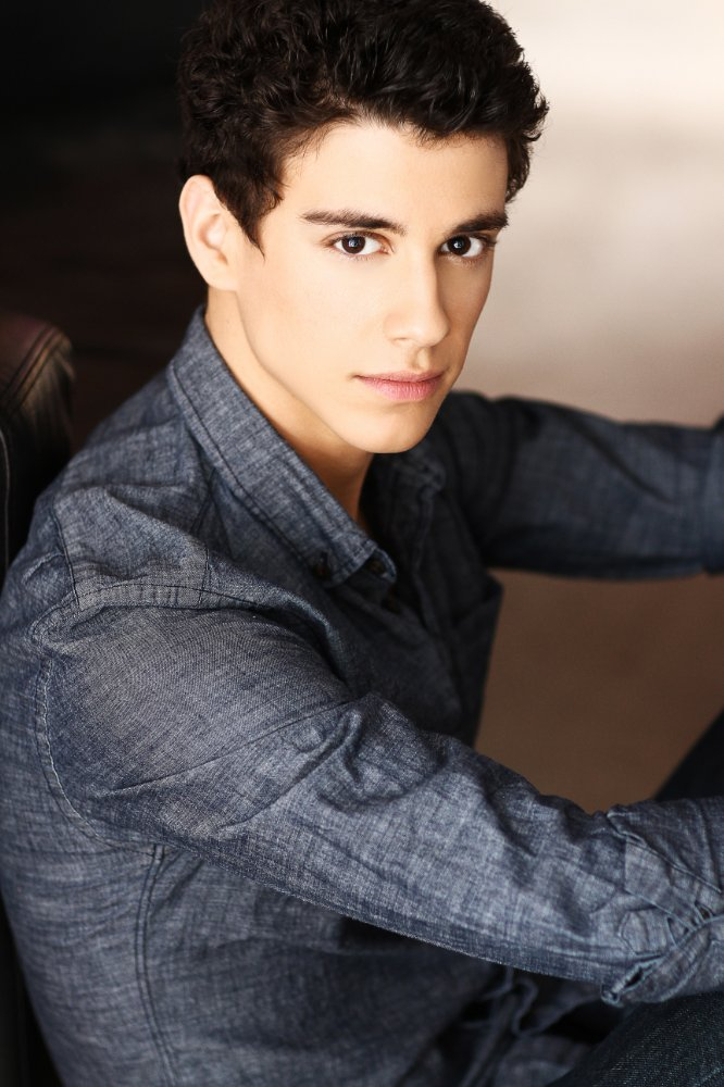 Adam Dimarco faces