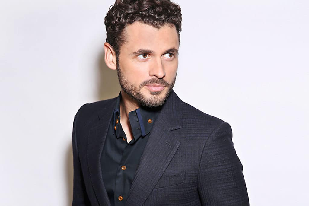 Adan Canto Mexican Actor