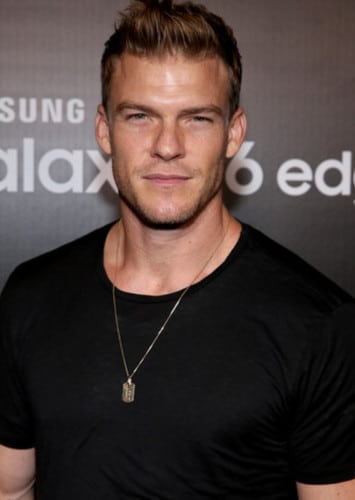 Alan Ritchson American Actor, Model, Singer