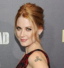 Alexandra Breckenridge Actress