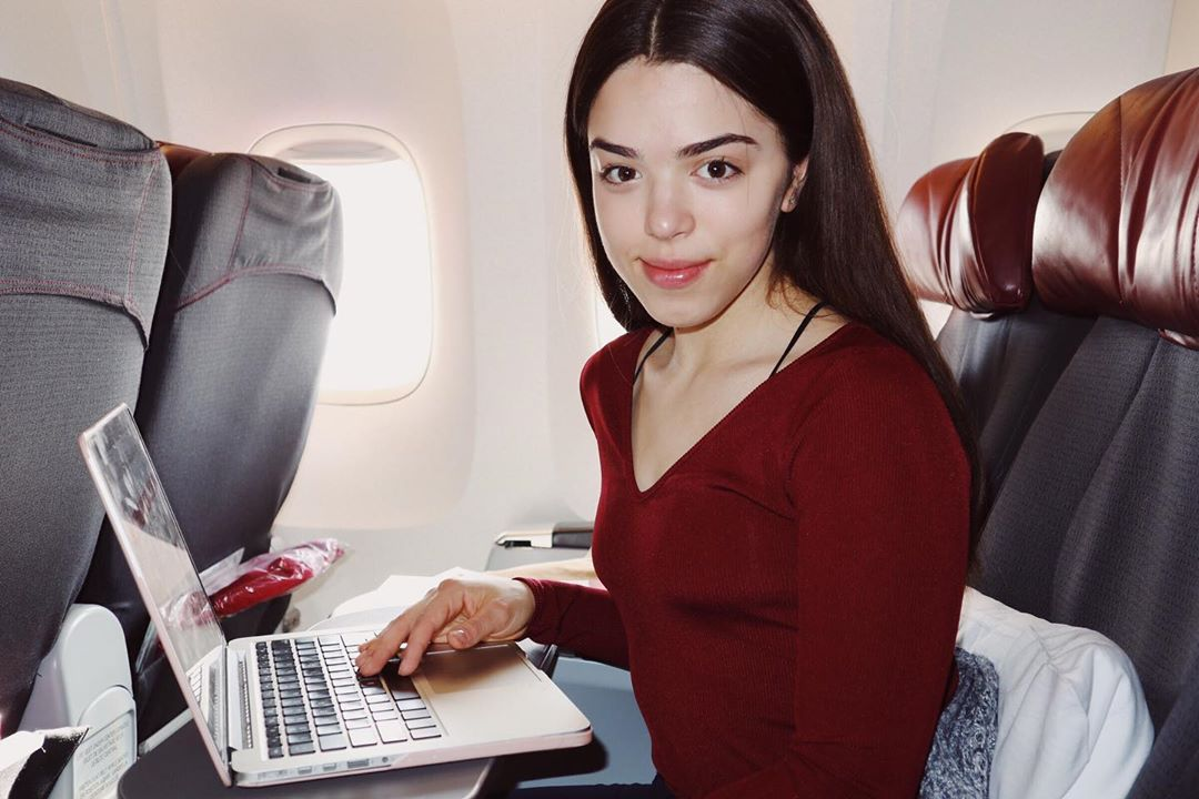 Alexandra Chaves Canadian Actress