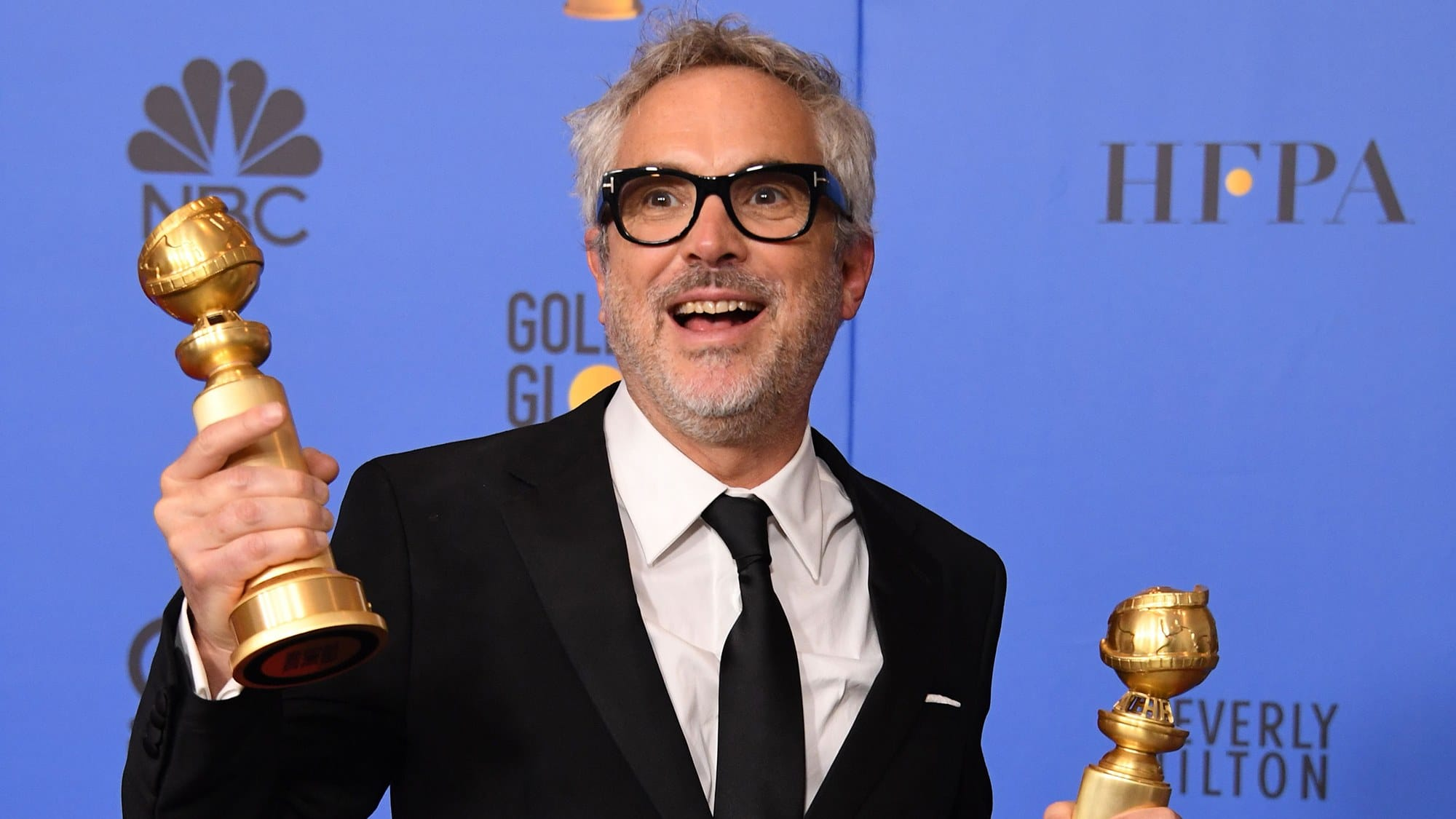 Alfonso Cuarón Mexican Film director, Screenwriter, Producer, Cinematographer and Editor