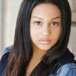 Aliyah Royale American Actress