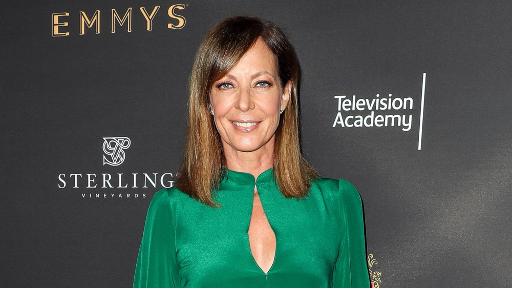 Allison Janney American Actress