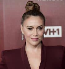Alyssa Milano Actress, Producer, Activist, Singer