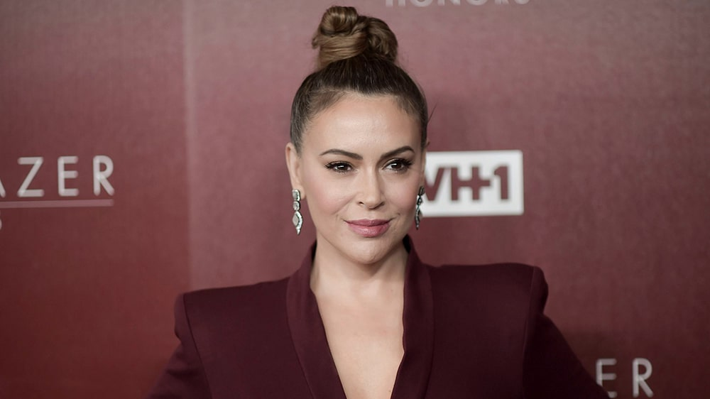 Alyssa Milano American Actress, Producer, Activist, Singer