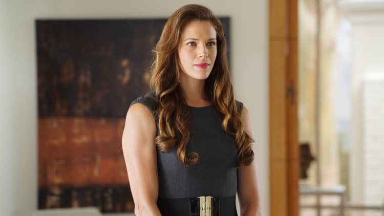 Amanda Righetti American Actress
